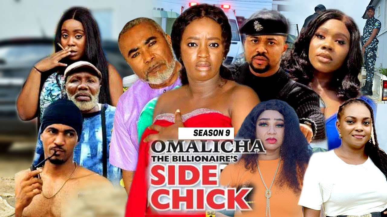 Download OMALICHA THE BILLIONAIRE'S SIDE CHICK 9 {TRENDING NEW MOVIE} - 2021 LATEST NIGERIAN NOLLYWOOD MOVIES