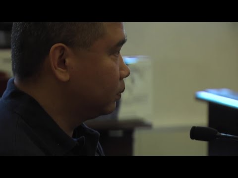 Officer Jimmy Pham testifies in Ray Tensing retrial