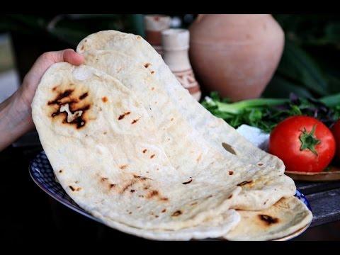 Lavash Bread - Armenian Bread Lavash - Heghineh Cooking Show