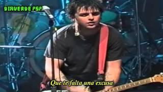 Green Day- You Lied- (Subtitulado en Español)