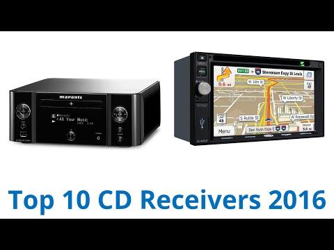 10 Best CD Receivers 2016