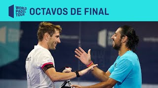 Resumen Octavos de Final (primer turno) Estrella Damm Alicante Open 2020