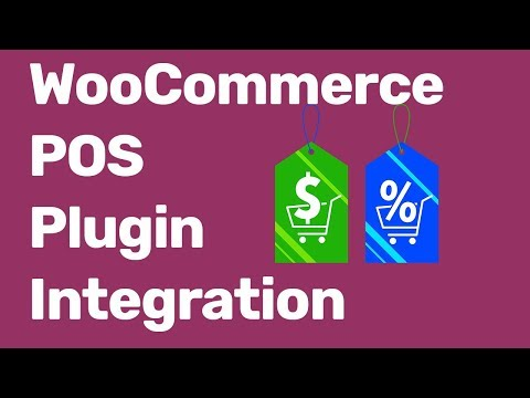 WooCommerce POS - Point Of Sale Plugin Integration Tutorial  - POS System Free