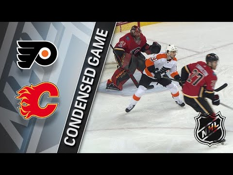 12/04/17 Condensed Game: Flyers @ Flames