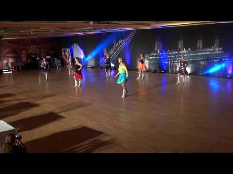 2017 WCDF Linedance World Championship(Advanced Silver : Kyoung Hee Hong)  LILT(Eastcost swing)