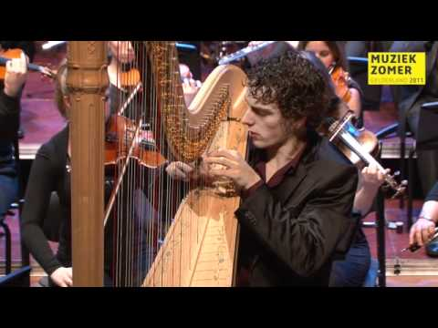 Remy van Kesteren in harp concerto opus 25 (Alberto Ginastera)