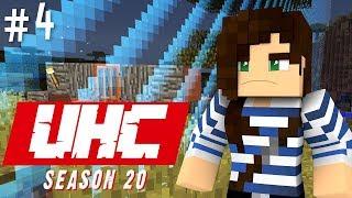 The Border Ate My House!?$#! | Cube UHC Season 20 (Ep.4&5)
