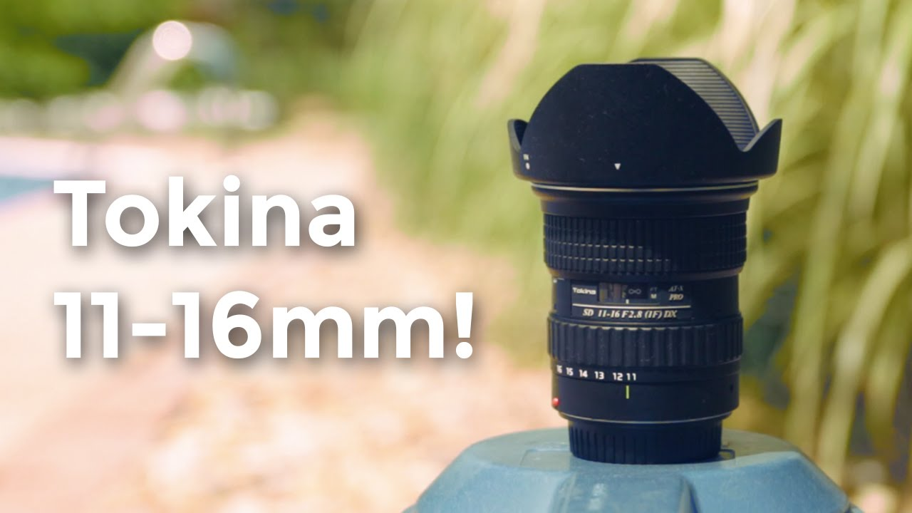 Tokina 11-16mm f/2.8 AT-X 116 Pro DX Review! [Deutsch] - YouTube