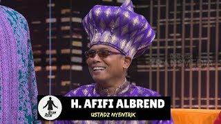 H. Afifi Albrend, Uztadz Nyentrik | HITAM PUTIH (26\/09\/18) 3-4