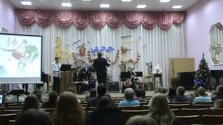 """Музыкальная сказка-опера """"Новогодние приключения зайчика Коли"""""""