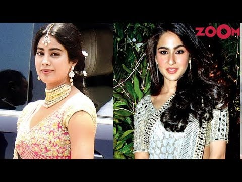 Exclusive: Janhvi Kapoor Reacts On Being Compared With Sara Ali Khan & More Mp3