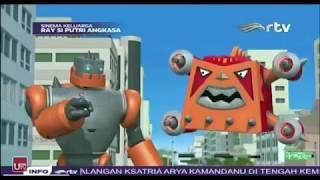 TERBARU Bus TAYO (episode 1) || Ray Si Putri Angakasa || Ray Princess Space