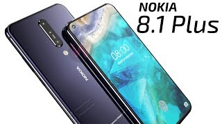 Nokia 8.1 Plus - First Look & Introduction!