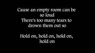 Jonas Brothers - Hold On (Lyrics on Screen)