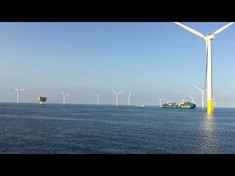 Race Bank Offshore Wind Farm Daily life