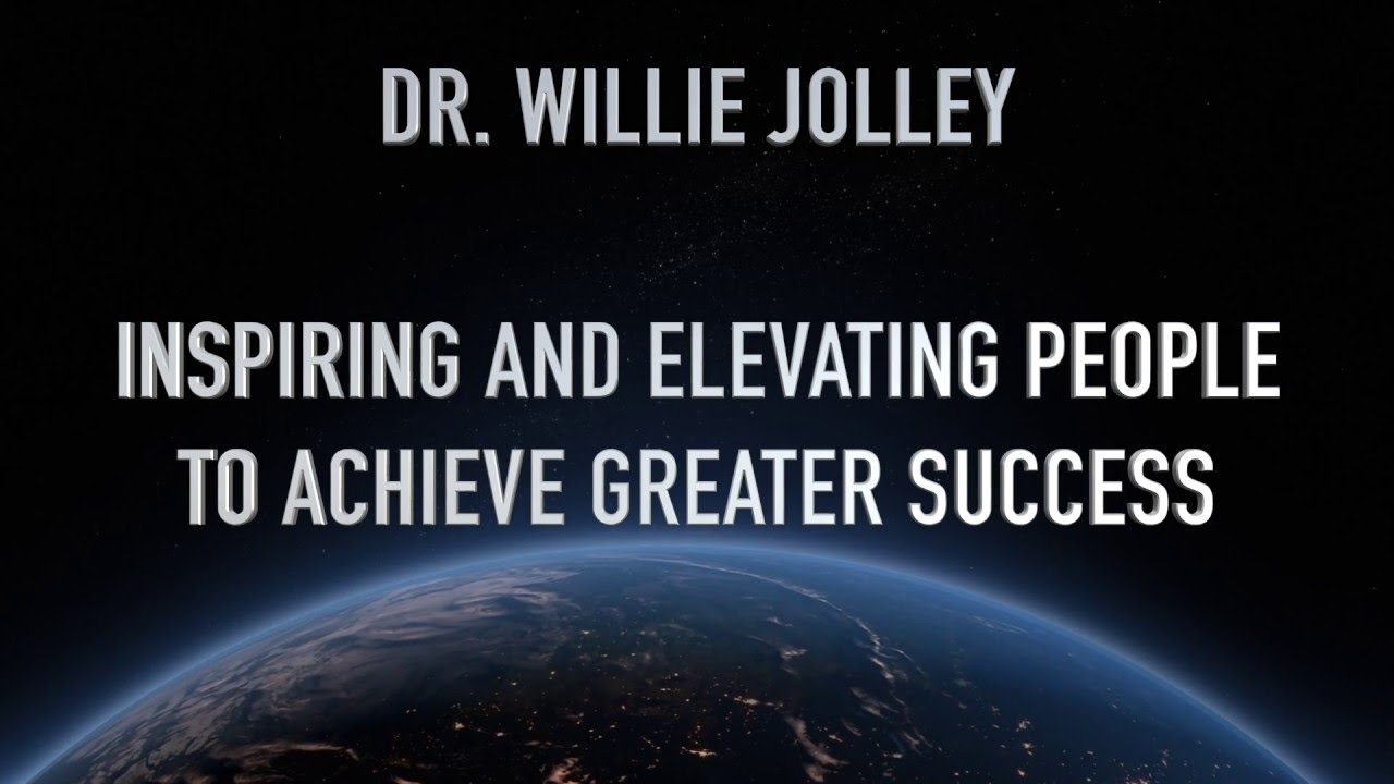 Home Dr Willie Jolley Official Website Of The 1