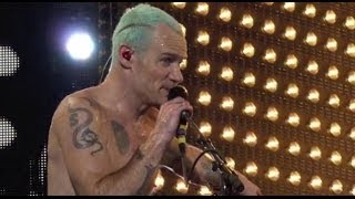 Red Hot Chili Peppers - American Ghost Dance [Live, Vienna 2011] MULTICAM