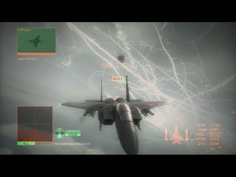 Ace Combat 6 | Mission 12 | Weapons of Mass Destruction
