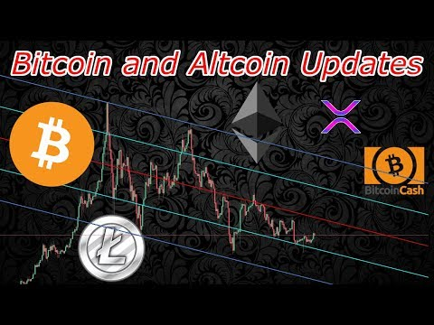 Bitcoin And Altcoin Update : XRP, ETH, LTC And BCH Covered. Crypto Technical Analysis