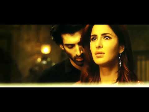 Katrina Kaif & Aditya Roy Kapoor Kissing Scene in Fitoor Movie