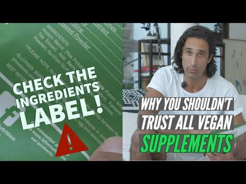 Can You Trust Your Supplement Labels