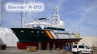Semar A 20 Rio Segre dry Dock