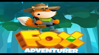Fox Adventurer Full Gameplay Walkthrough