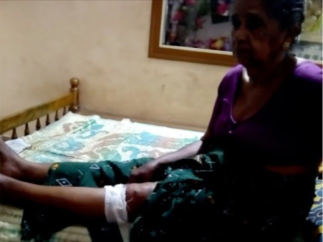 Icluding 80 year old women  CPM Workers Injured In Bomb Attack In Valayam Kozhikkode