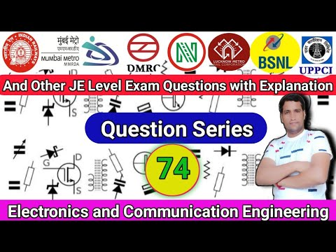 Class-74 | RRB JE CBT 2 | Question Series | Electronics | Important Questions | Exam Guru