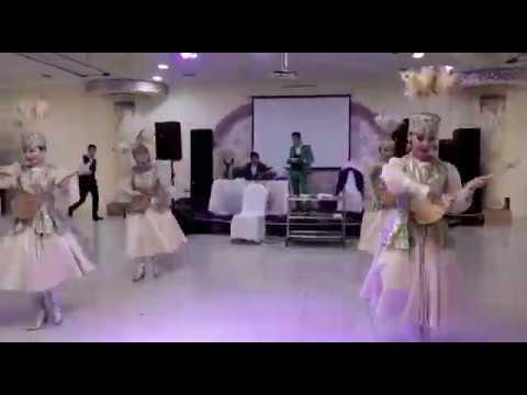 """Казахский танец """"Домбыра"""" + 7 778 456 05 83 #SattiStaR"""
