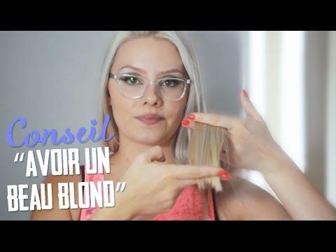 Le *SECRET* de mes cheveux blonds: Faire pousser, déjaunir, soigner