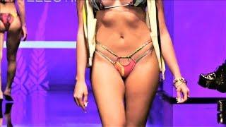 Купальники Lila Nikole 2019 Года - Модный Бикини Показ в Лос Анджелесе. Купальные Трусы Стринги Женские