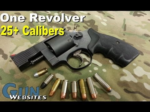 Multi (25+) Caliber Revolver, Medusa M-47