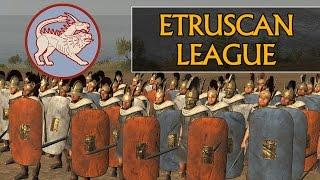 Total War: Rome 2 - Etruscan Unit Expansion - (Mod Overview)