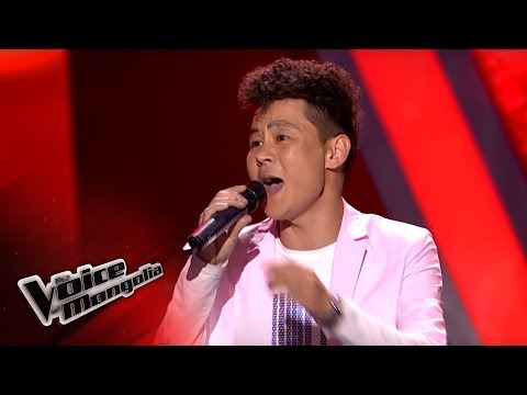 """Bat-Ireedui.H - """"Uuchlaarai chi mini"""" - Blind Audition - The Voice of Mongolia 2018"""