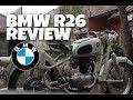 Bincang Sore: Review Motor Klasik 1957 BMW R26 | Indonesia #Motovlog (8)