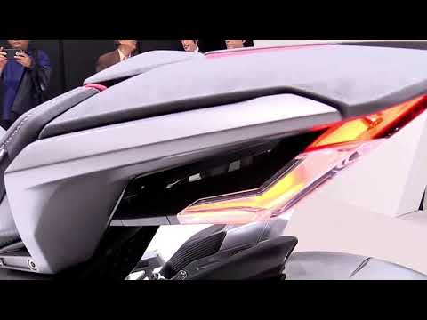 Honda Neowing Concept Bike Youtube