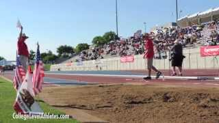 2013 CIF State Track Meet Finals: 4x100 Highlights, Long Jump + More - Jackson, Moore, Muhammad