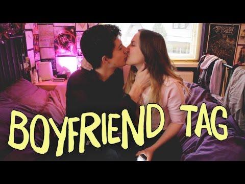 ♡ Boyfriend Tag ♡