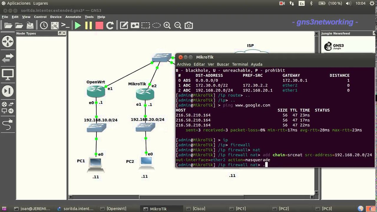 How to install openwrt on mikrotik