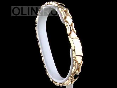 Стильные женские браслеты и фото браслетов для часов