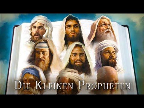 Grosse Lehren von kleinen Propheten (Christopher Kramp)
