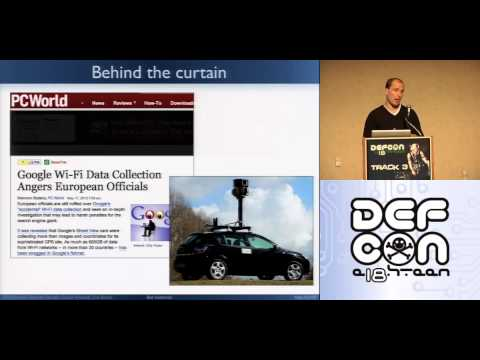 DEF CON 18 - Elie Bursztein & Panel - Bad Memories