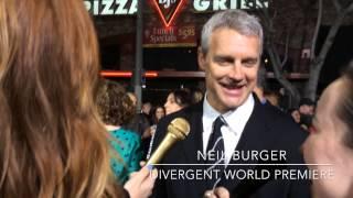 Neil Burger At The Divergent World Premiere