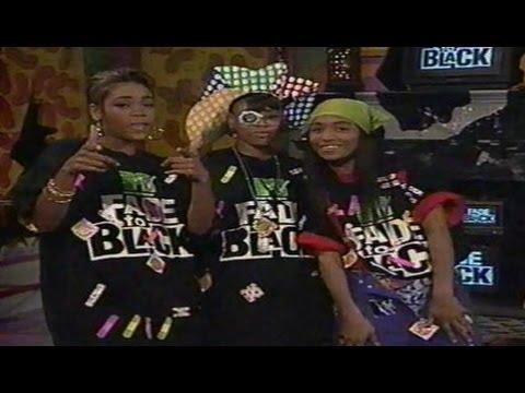 TLC - Fade 2 Black Interview (1992)