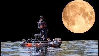 Fishing after the FULL MOON