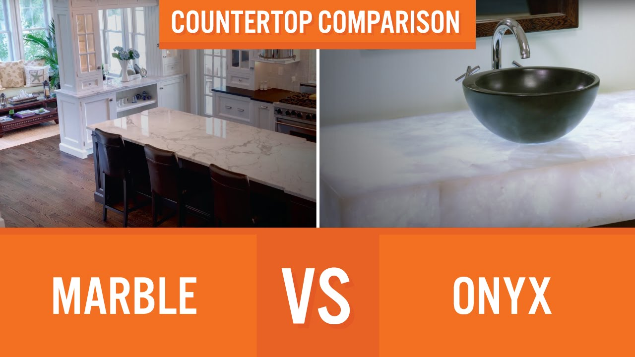 Onyx Countertops Prices : Comparison of countertop materials quartz