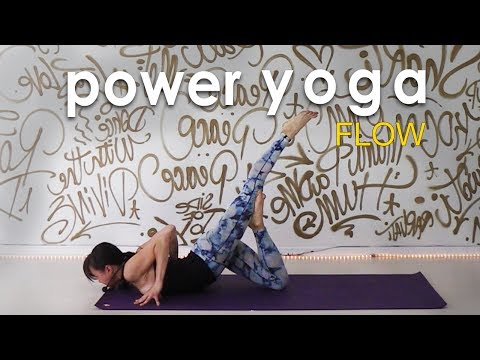 Power Yoga Workout ~ Move with Intention