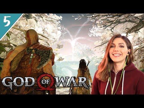 Alfheim | God of War Pt. 5 | Marz Plays