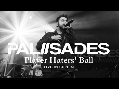 """PALISADES - """"Player Haters' Ball"""" live in Berlin [CORE COMMUNITY ON TOUR]"""